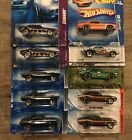HOT WHEELS 67 CAMARO LOT OF 10 CARS 1969 Camaro  1967 Camaro