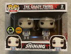Funko Pop! The Shining The Grady Twins Bloody Chase Popcultcha Excl In Protector