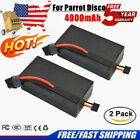 24000mAh Parrot Disco Upgrade Replacement Battery For Parrot Disco FPV Drone TZ