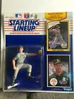 1990 STARTING LINEUP - MLB - MARK MCGWIRE - OAKLAND A'S