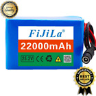 Li ion 24V 22Ah 6S4P Battery Bike Pack With Pack BMS Electric Bicycle Moped
