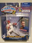 Alex Rodriguez 2001 Rangers Starting Lineup 2 Extended Series Figure - SEALED!🔥