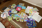 Lot of Scrapbooking books albums stickers letters papers frames tools