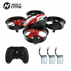 Holy Stone Mini RC Drone for Kids Quadcopter 3 Battery Helicopter HS210 3D Flip