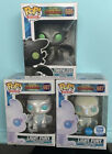 Funko POP How To Train Your Dragon Toothless 686 Light Fury 687 & Exclusive