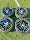 2009 Aston Martin V8 Vantage Original Car Set USED 15K miles Rims 19  Tires