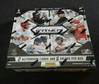 2014 PANINI PRIZM BASEBALL FACT SEALED HOBBY BOX. TROUT PARALLELS. LOWEST PRICE