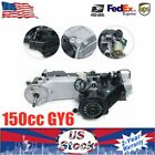 150cc GY6 Air Cooled Scooter ATV Go Kart Moped 4 Stroke Engine Short Case 574mm