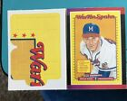 Complete Donruss Hall of Fame Diamond King Puzzles Checklist 21