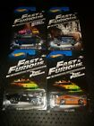 Fast  Furious 2013 Hot Wheels 1 4  Supra Skyline mustang  Charger