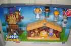 10794 NRFB Fisher Price Little People Childrens Nativity Set