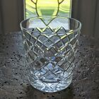 Waterford Crystal TYRONE Adare Old Fashioned Rocks 3 1 2 Glass Tumbler Ireland