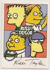 Not Enough D'Oh - Simpsons Trading Cards Autograph Guide 21
