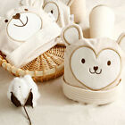 Outing Warm Hat Baby Hat Autumn Winter Cotton Cartoon Cute Cap Baby Care YS