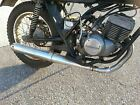 VINTAGE 1976 74 78 HARLEY AERMACCHI SS175 SS 175 EXHAUST HEATHER MUFLER PIPE