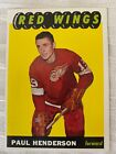 1965-66 Topps Hockey Cards 17