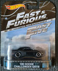 2014 HOTWHEELS Retro Entertainment A FAST  FURIOUS FIVE Dodge Challenger