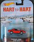 2014 HOTWHEELS Retro Entertainment B HART to HART Ferrari Dino 246 GTS