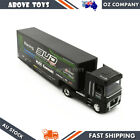 Licensed Diecast Renault Kawasaki Bud Team Truck Black Model Truck 143 Scale