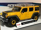 Maisto Jeep Rescue Concept Tactical 2020 New Release Exclusive Style 36211 NIB
