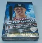 2017 Topps Chrome Hobby Box, Brand New, Factory Sealed, 2 Autos per Box