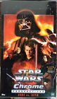 2015 Topps Chrome Star Wars Perspective Jedi Vs. Sith Factory Sealed Box