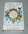 THE MAP AND THE CLOCK CAROLE ANN DUFFY GILLIAN CLARKE 1ST ED 2016 SIGNED x 2