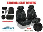Coverking Multicam Tactical Tailored Seat Covers For Honda Element