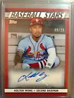 St. Louis Cardinals Baseball Card Guide - 2011 Prospects Edition 78