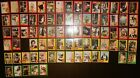 78 Star Wars 1977 Topps Yellow Green & Red Trading Cards
