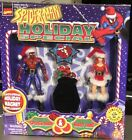 1997 Spider Man  Mary Jane Holiday Christmas Special Action Figure Set Marvel