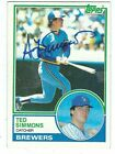 Top 10 Ted Simmons Baseball Cards 28