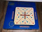 Vintage 1977 Deluxe Scrabble Turntable Edition Selchow  Righter Crossword Game