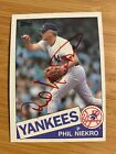 Phil Niekro Cards, Rookie Card and Autographed Memorabilia Guide 14