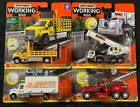 Matchbox 2021 Working Rigs Case J All 4 Rigs Full Set International GMC +