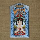 Snow White Stained Glass Pin 2020 Disney Disneyland Windows of Magic LE 2000
