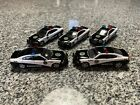 Greenlight Diecast 1 64 Lot of 5 Fast  Furious Dodge Charger Rio Police