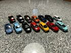 Greenlight Diecast 1 64 Lot of 14 Modern American Cars Diorama Assorted