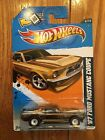 2012 Hot Wheels Super Treasure Hunt MUSCLE MANIA 67 Ford Mustang Coupe 116 247