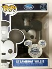 "FUNKO POP - DISNEY STEAMBOAT WILLIE - 9"" 2011 D23 - LIMITED ED 1 360"