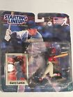 2000 MLB Starting Lineup with card Barry Larkin Cincinnati Reds (VINTAGE)