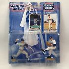 1997 STARTING LINEUP CLASSIC DOUBLES: HIDEO NOMO & DON DRYSDALE Figures & Cards