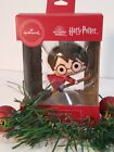 Hallmark Red Box Christmas Tree Ornament Harry Potter On Broom 2019 New