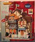 LEMAX Village Signature Collection Belgian Waffle House Lighted 05074 New In Box