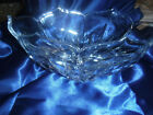 Gorham Heavy Lead Crystal Center Piece Tulip Bowl Style APPROX 11 INCH