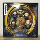Fisher Price LITTLE PEOPLE Collector Lord of The Rings Figure Set 6 Character