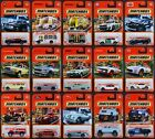 2021 Matchbox Wave A All 15 Vehicles Divo VW Golf with SKATEBOARDS MOC