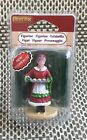 LEMAX HOLIDAY VILLAGE FIGURE ~ MRS. CLAUS COOKIES BAKE ~ NEW IN PACK 2019 #92759