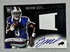 EJ Manuel Signs Exclusive Autographed Memorabilia Deal with Panini Authentic 6
