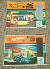 Vintage Hot Wheels PopUp Service Station and Speed Shop 1967 Lot